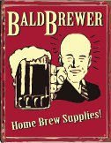 bald brewer