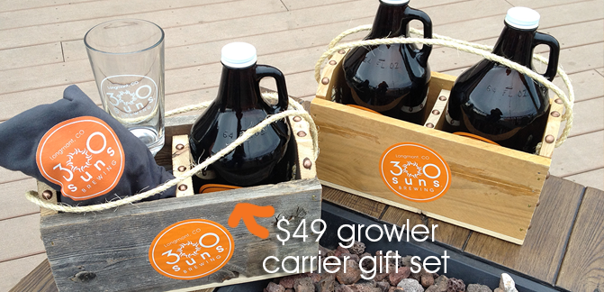 Growler-Carrier