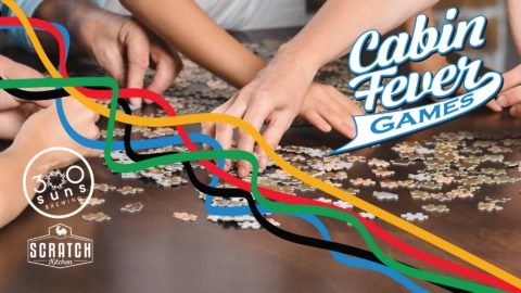 Cabin Fever Games: Jigsaw Puzzle Competition