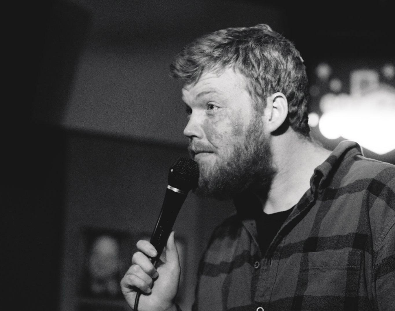 Barley-Har-Har Comedy – Headliner Jeremy Pysher