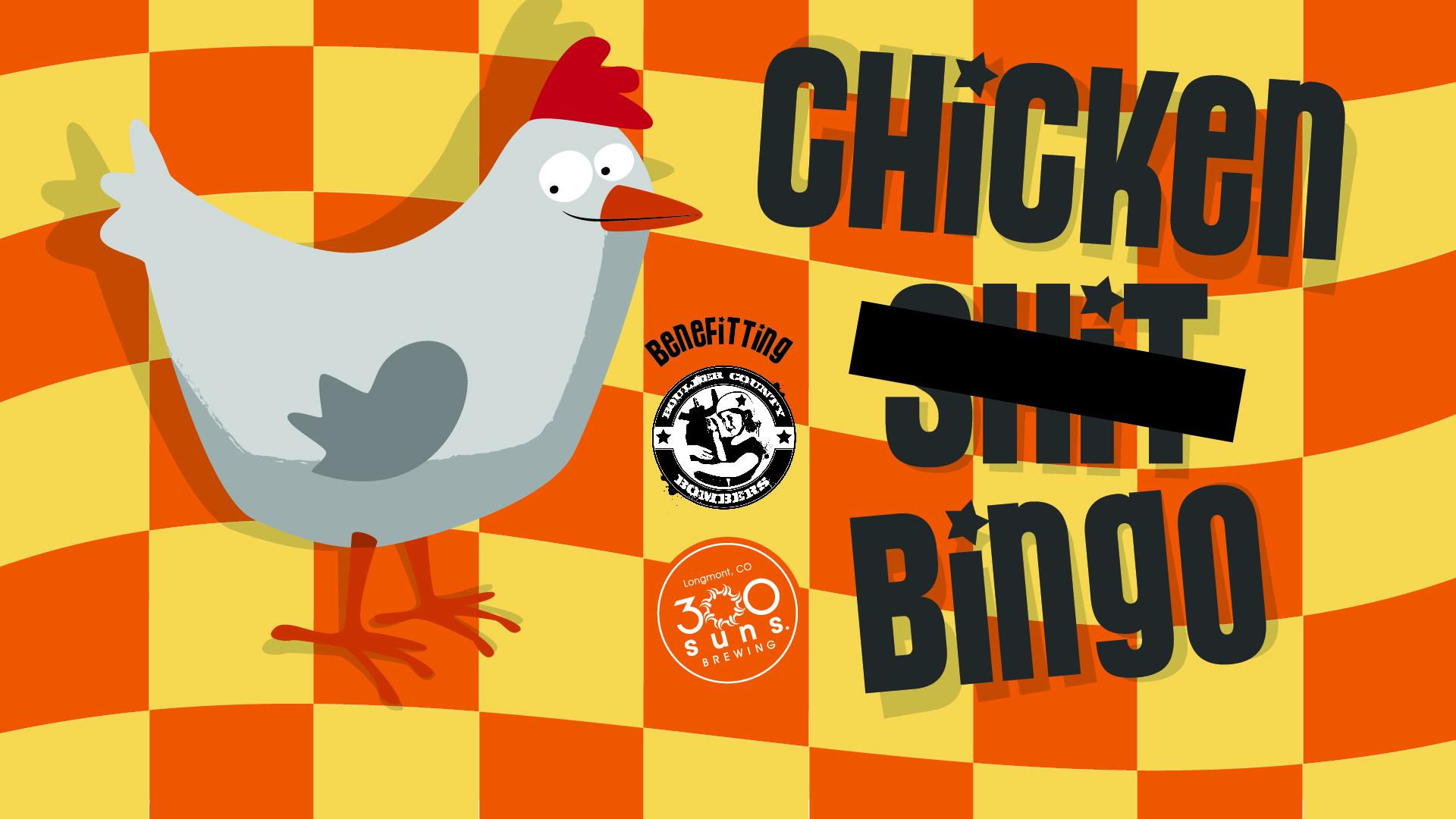Chicken Bleep Bingo
