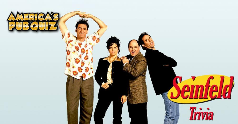 Seinfeld Festivus Trivia