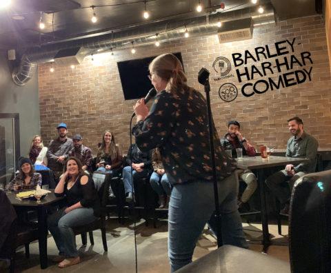 Barley-Har-Har Comedy