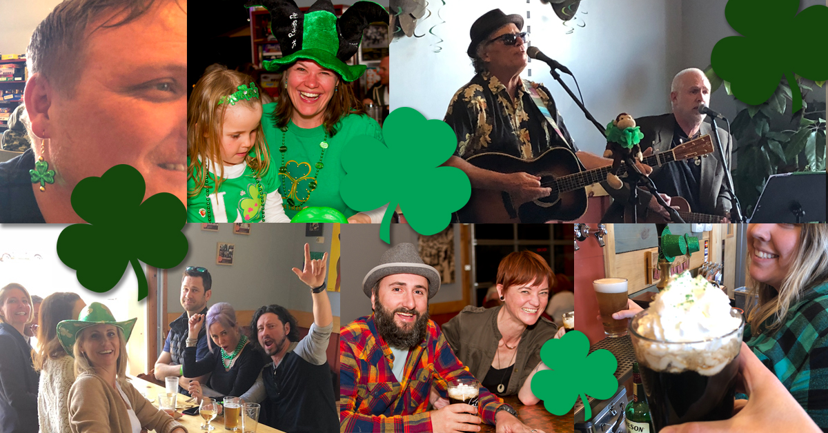 St. Patrick's Party and Sing-Along