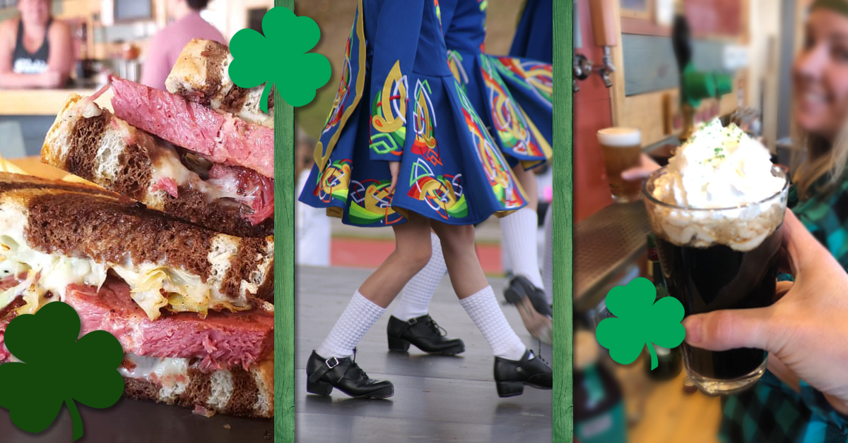 St. Patrick's Day Specials/Dancers