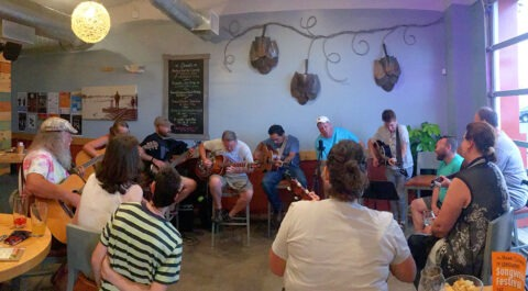Monthly Acoustic Jam
