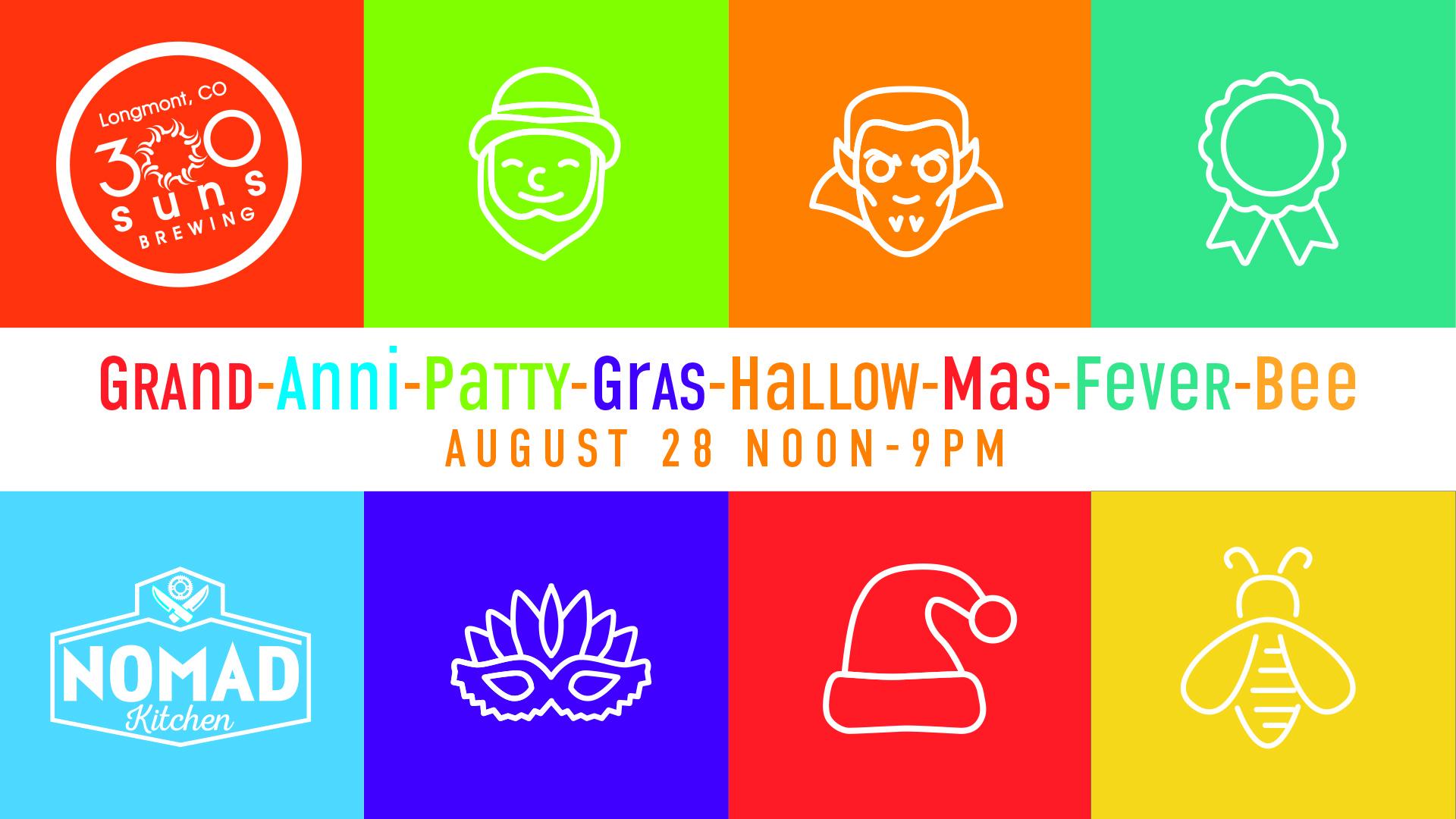 Grand-anni-patty-gras-hallow-mas-fever-bee