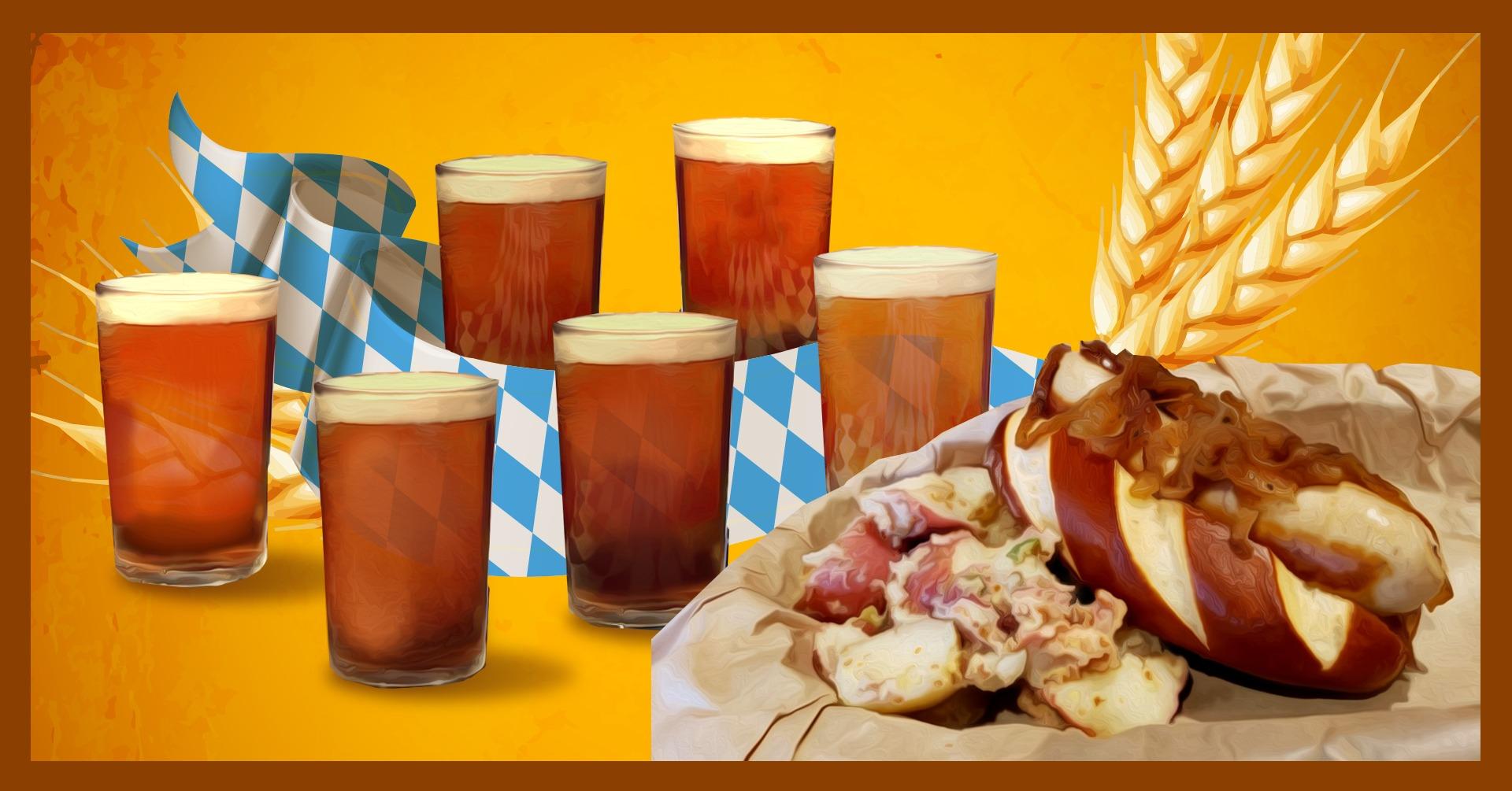Oktoberfest Tasting